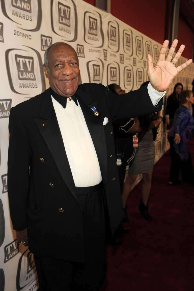 Stage name: Bill Cosby Birth name: William Henry