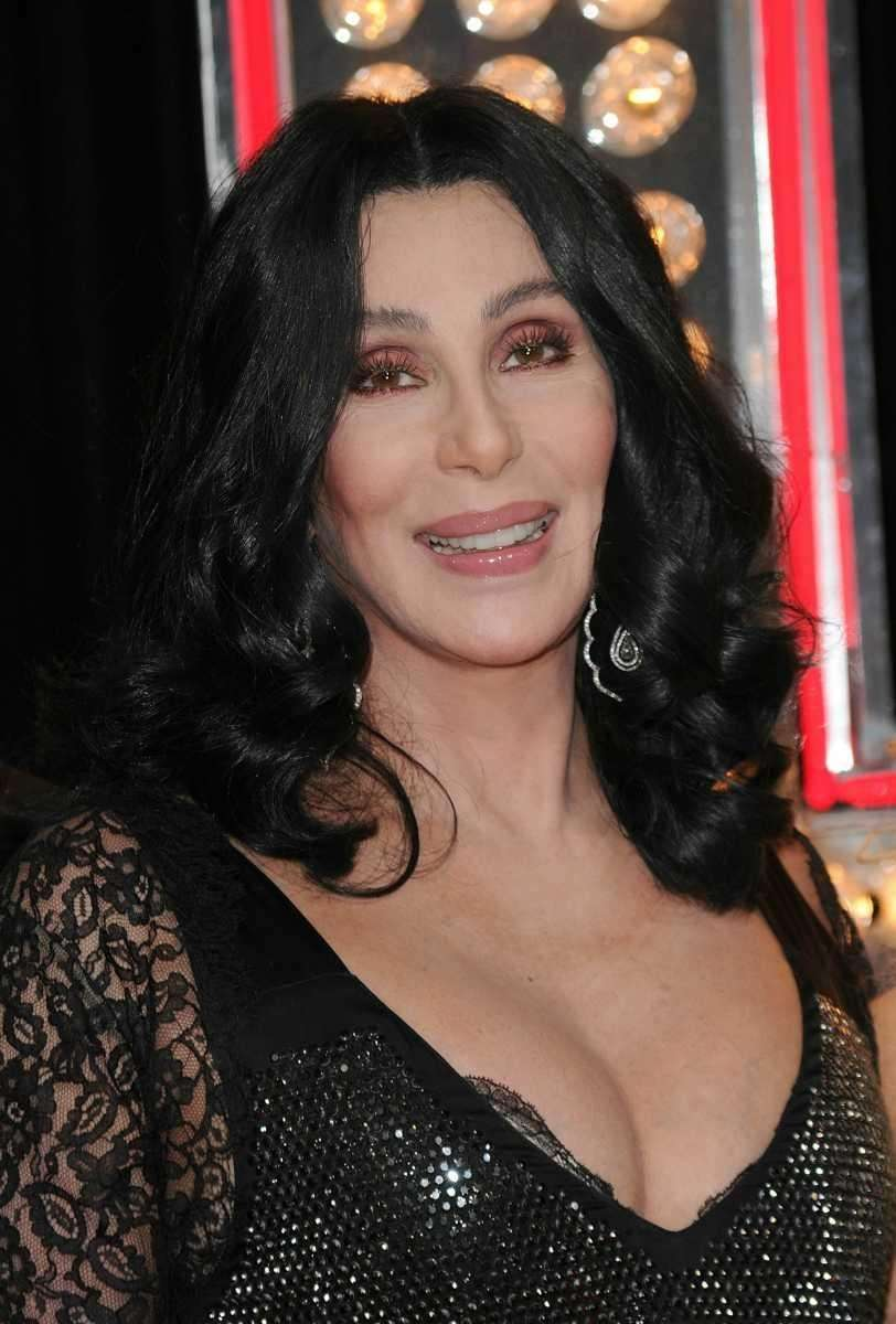 Stage name: Cher Birth name: Cherilyn Sarkisian