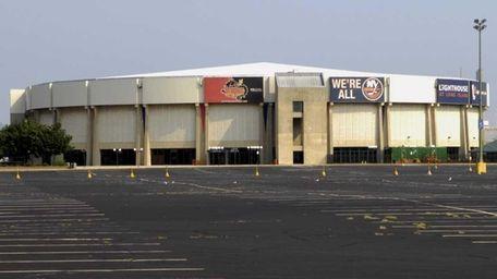 Nassau Coliseum.