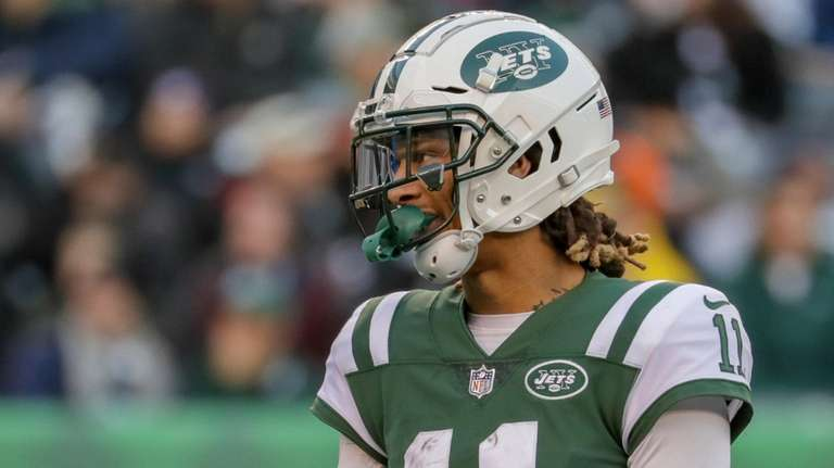New York Jets wide receiver Robby Anderson #11