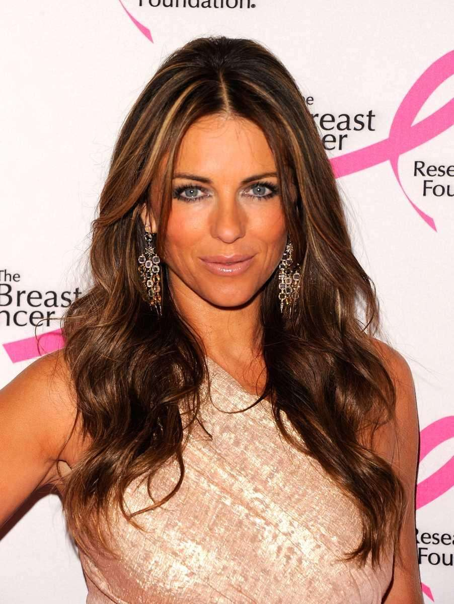 Elizabeth Hurley was 29 years old when she