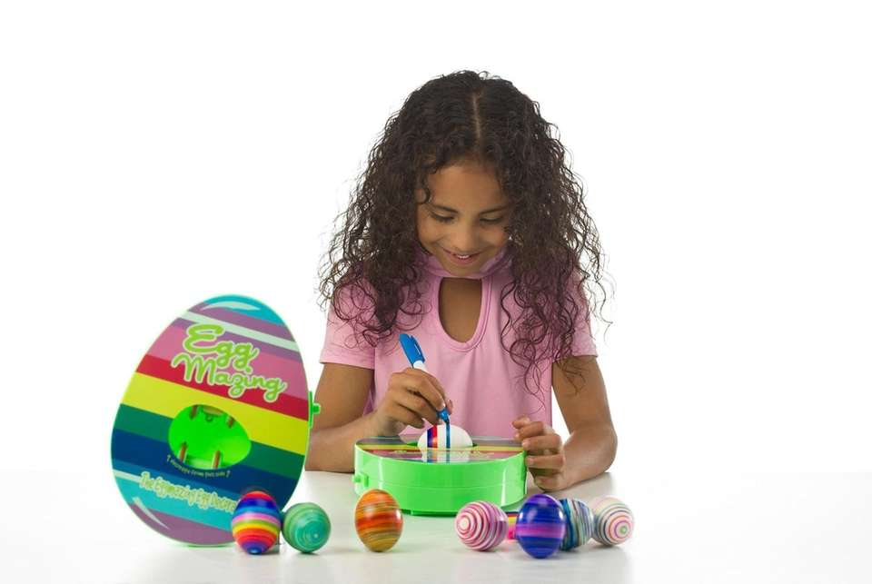 This Shark Tank winning invention makes egg decorating