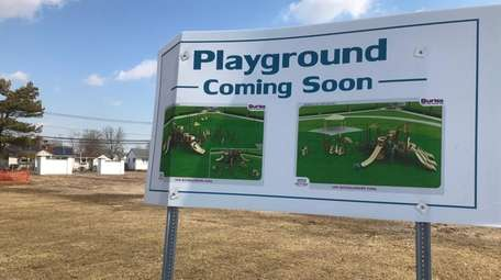 Renderings of the new playground coming to Van