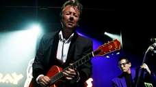 Brian Setzer and Lee Rocker of the