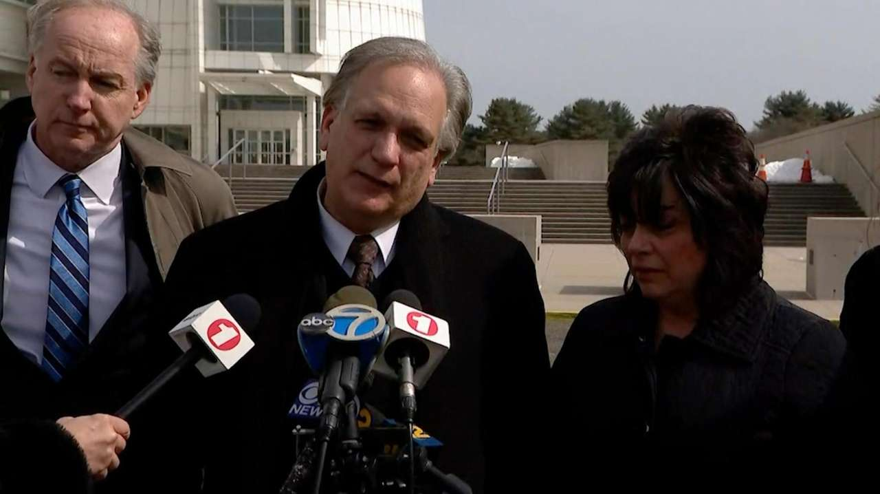 A jury found former Nassau County Executive Edward