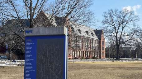 Most of the New York Institute of Technology
