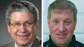 Jerome A. Kleinman and Tim Bradbury