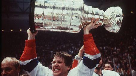 Denis Potvin became captain of the Islanders in