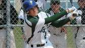 Bellmore JFK's David Leiderman hits a game-tying double