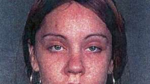 File photo of Jessica Taylor, whose dismembered body