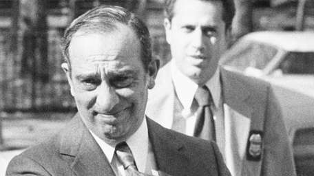 "Colombo crime family boss Carmine ""Junior"" Persico is"