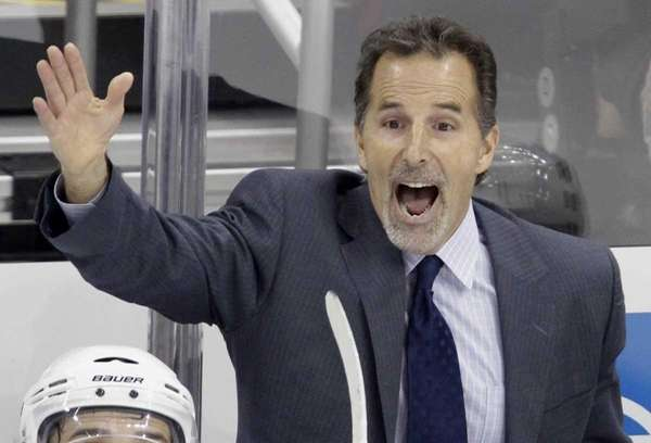 Rangers head coach John Tortorella doesn't want people