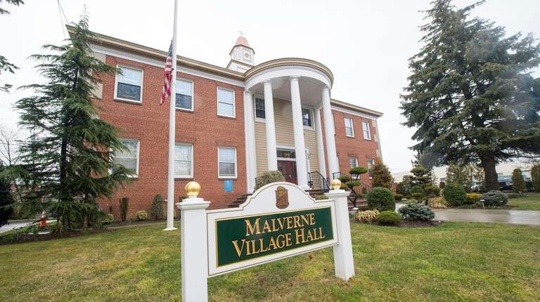 Malverne will elect a new mayor and two