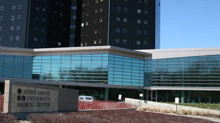 Stony Brook Medical Center is the academic medical