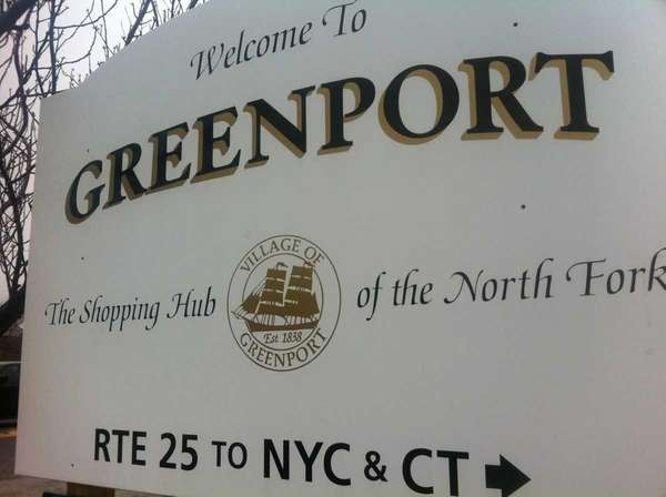 Greenport Village on April 18, 2011.