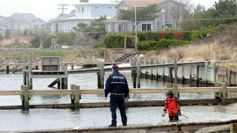 Marine units resume the search for Shannan Gilbert