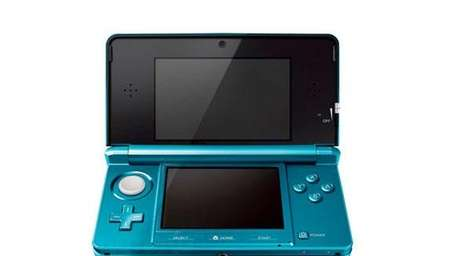 Nintendo 3DS mobile gaming system