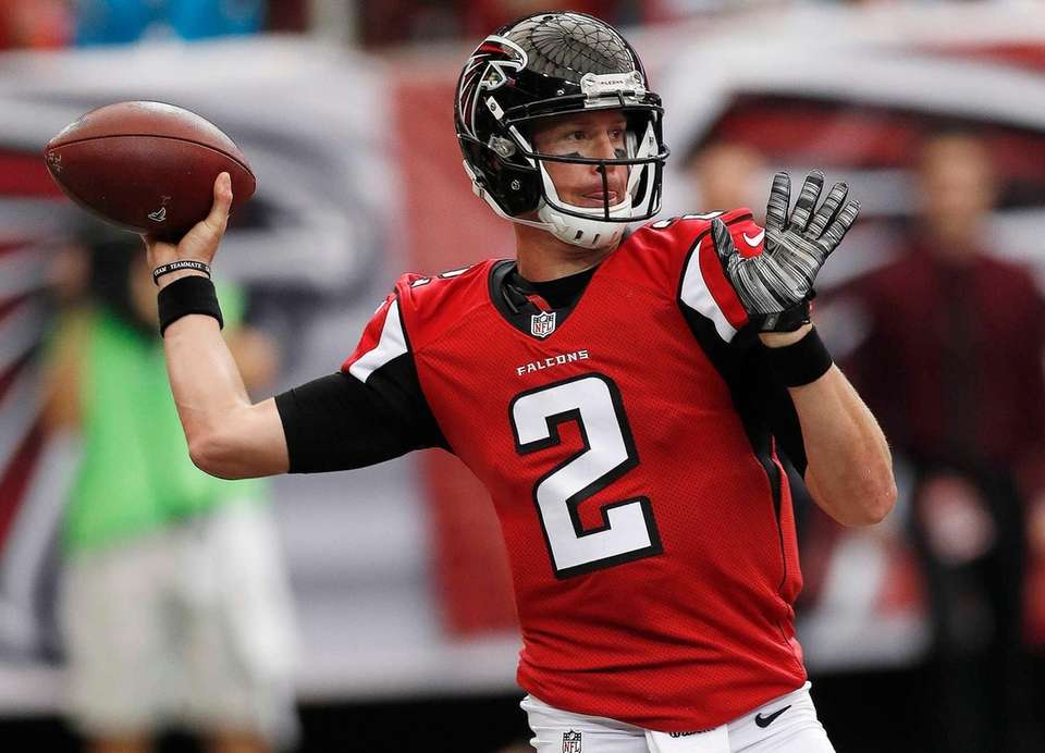2008: MATT RYAN Drafted: 1st round, No. 3