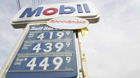 Gas prices continue to rise on Long Island.