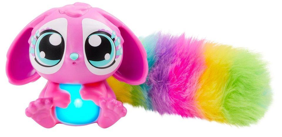 Each Lil' Gleemerz baby has a rainbow tail
