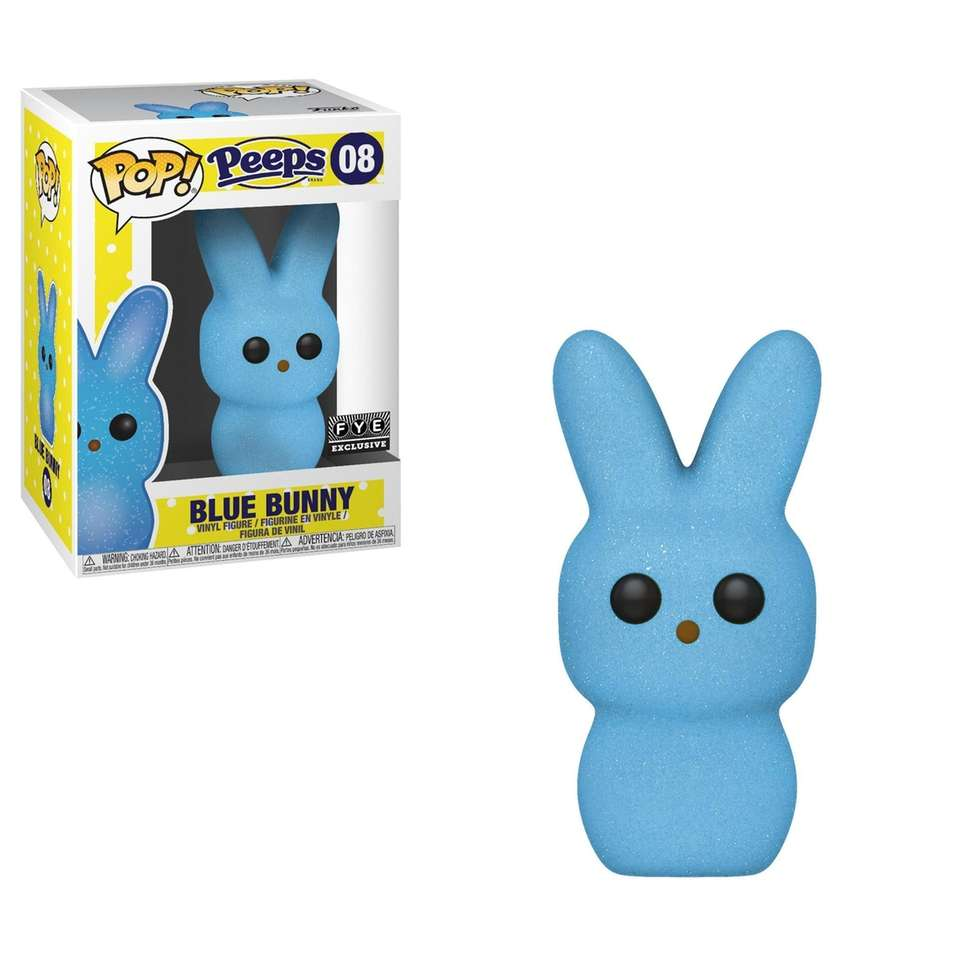 Funko Pop! put a new spin on an