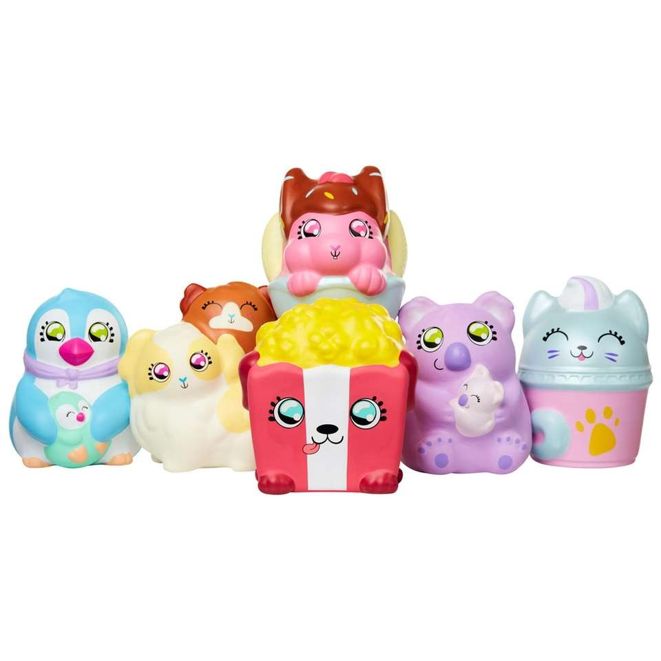 The popular slow-rising squishy collectibles come in jumbo