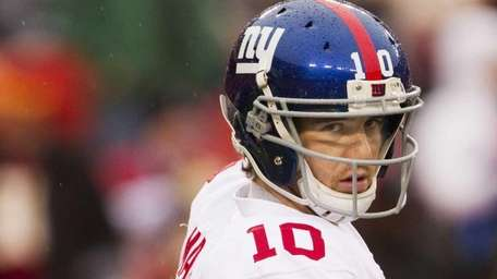 2004: ELI MANNING Drafted: 1st round, No. 1