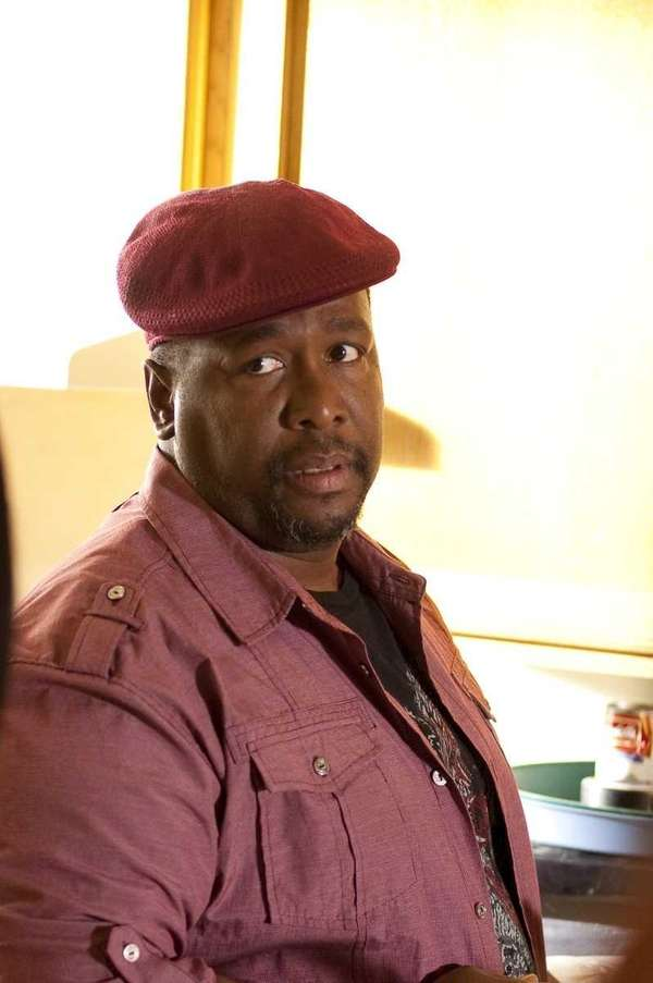"Wendell Pierce stars in HBO's ""Treme""- Season II"