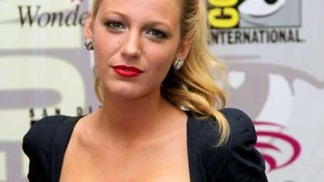Blake Lively has been selected as one of