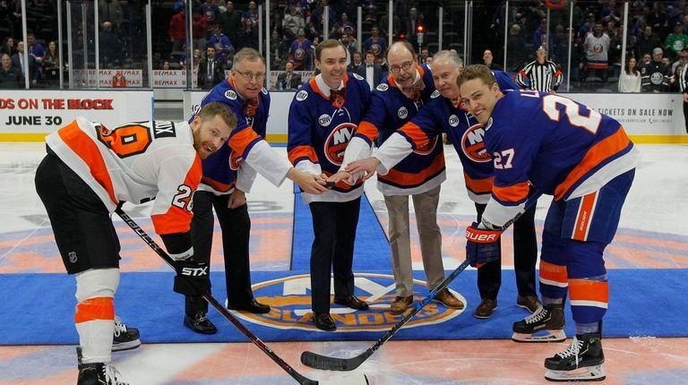 The sons of former New York Islanders general