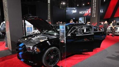 Mopar Dodge Charger 2011