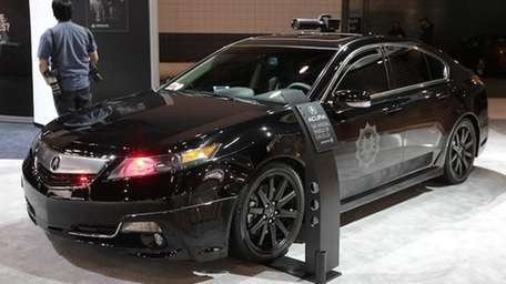 2012 Acura TL SHIELD