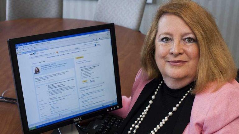 Kathryn Borowski is an avid user of LinkedIn