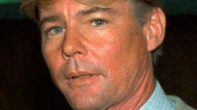 Actor Jan-Michael Vincent, the