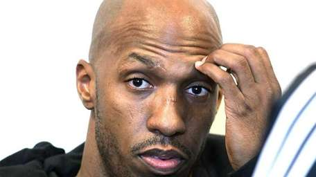 Knicks guard Chauncey Billups discusses his future with