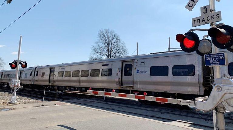 The Long Island Rail Road's grade crossing at