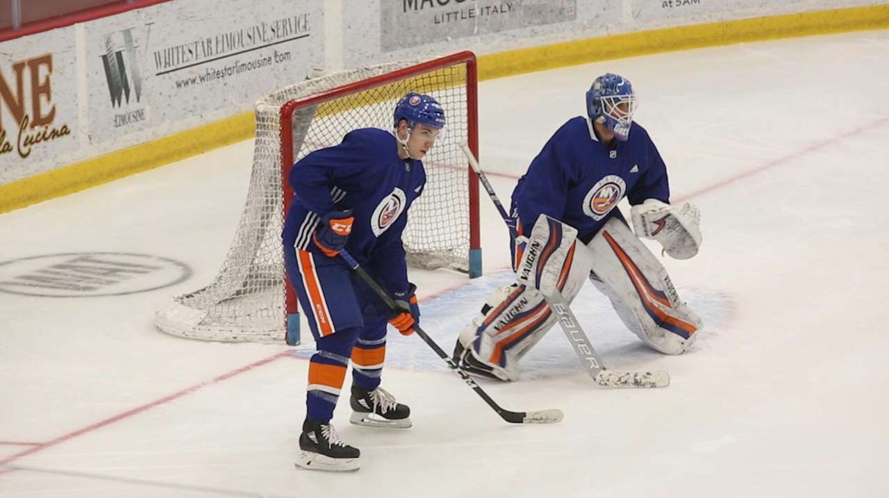 The Islanders look to get back on track