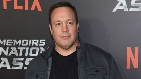 """Kevin James attends """"The True Memoirs of an"""