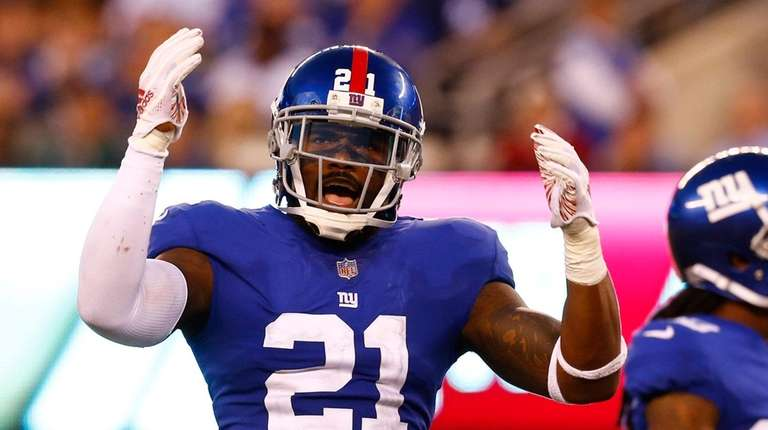 Landon Collins' leadership and play will be missed
