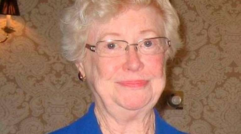 Mary H. McLaughlin in 2012.