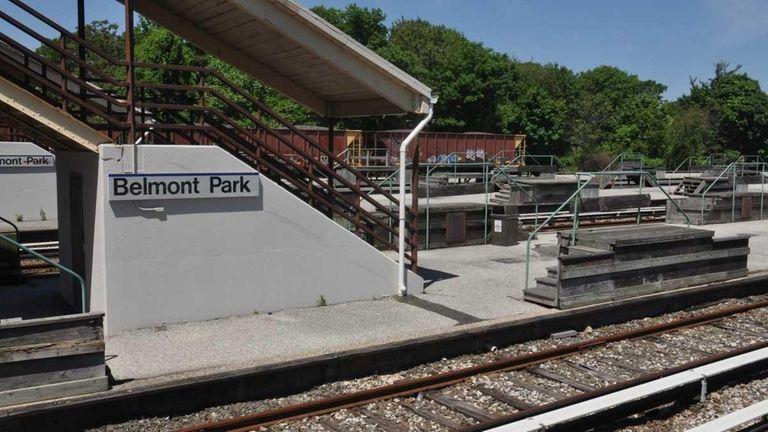 Lirr Belmont Park Train Service To Return Newsday