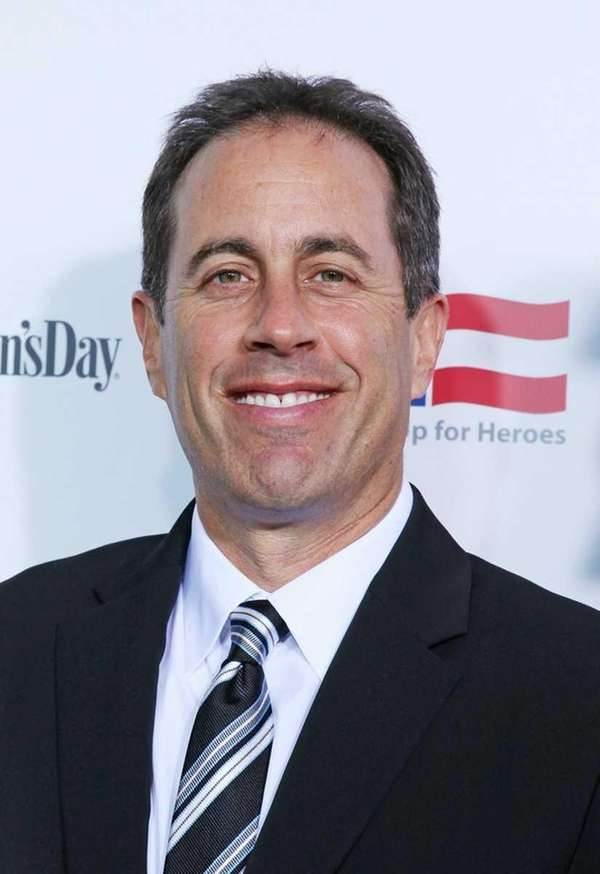 Name: Jerry Seinfeld Animated character: Barry in