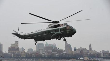 President Obama's Plane
