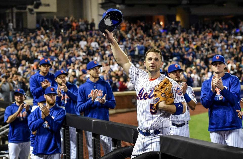 In an emotional farewell, New York Mets Captain