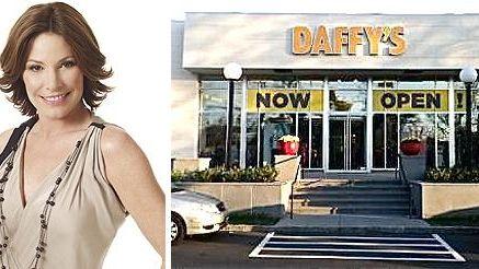 Daffy's storefront