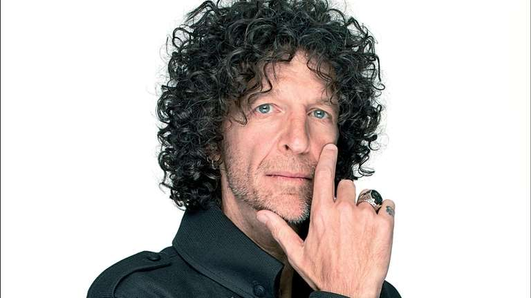 New book by Howard Stern, 'Howard Stern Comes Again,' will be published in May