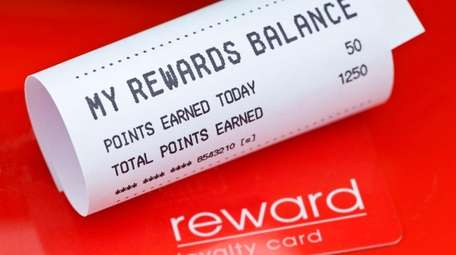 If you're trying to accumulate credit card rewards,