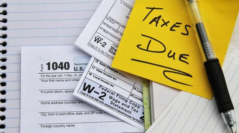 Lost or missing documents can turn tax season