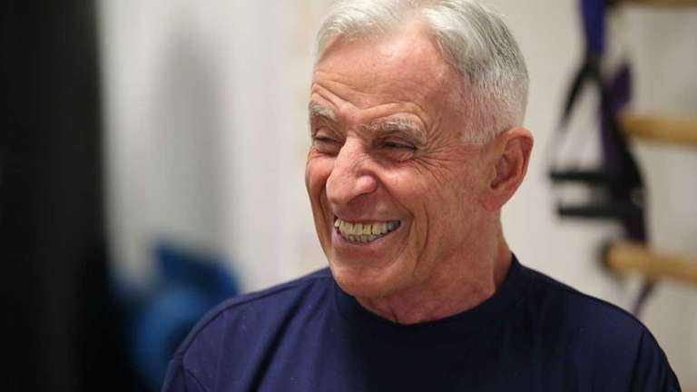 Americo (Rico) Fiore is 81 years old. He