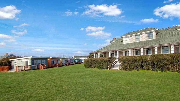 This Hampton Bays property is listed for $4.5